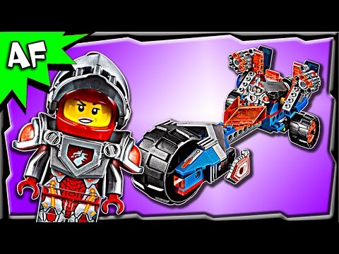 Vidéo LEGO Nexo Knights 70319 : La moto-tonnerre de Macy