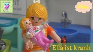Playmobil Film Deutsch ELLA IST KRANK ♡ Playmobil Geschichten Mit Familie Miller