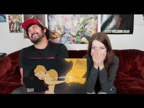 HONEST TRAILERS THE LITTLE MERMAID REACTION!!!