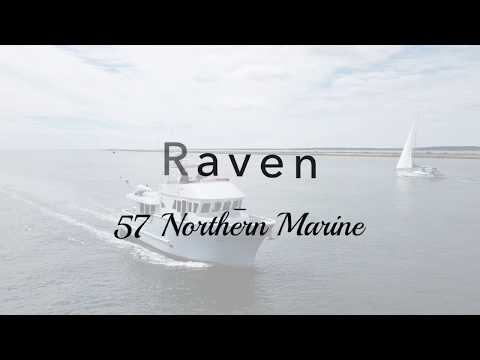 Northern Marine 5700 Expedition Trawler video