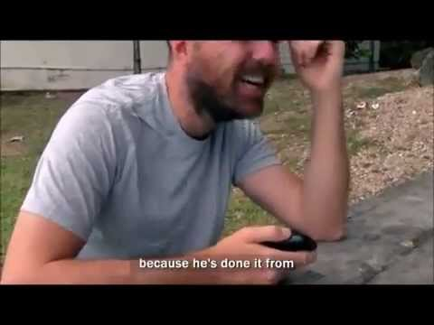 An Idiot Abroad: Karl Pilkington Laughing