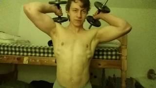 Home feeder workouts (arms) (Shun the gun)