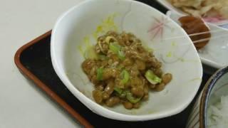 野菜かき揚げスペシャル定食食べましたので