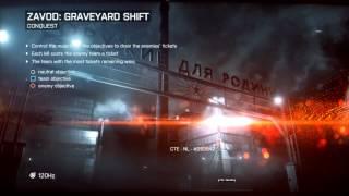 Battlefield 4 Loading OST - Zavod: Graveyard Shift