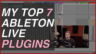 Ableton Live: Top 7 STOCK plugins I Use In Every Project.