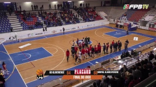 Liga Placard   UD Oliveirense - Imortal AlgarExperienc