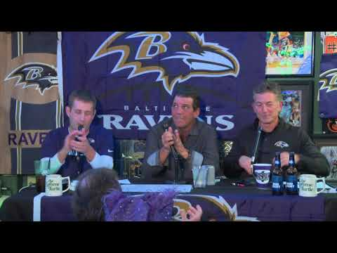 Ravens Rap with Steve Bisciotti