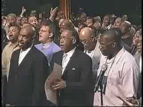 """GMWA National Mass Choir """"Everything I Need, You Are"""""""