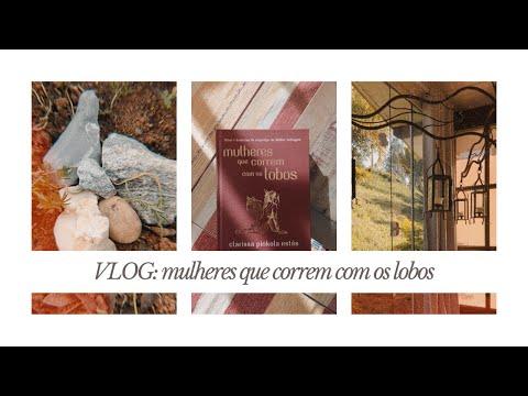 VLOG DE LEITURA: MULHERES QUE CORREM COM OS LOBOS | Laura Brand