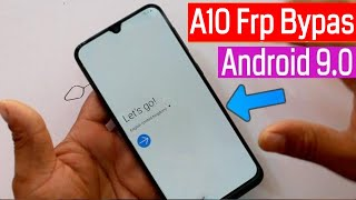 All SAMSUNG FRP/Google Lock Bypass Android 9 WITHOUT PC | NO SIM PIN