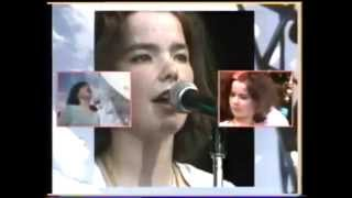 The Sugarcubes - Deus (Icelandic) - Live @ Bizarre Festival, July, 9th (07-09-1988)