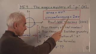 "The Magic And Mystery Of ""pi"" 