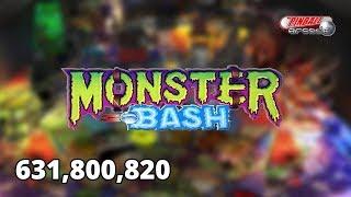 Monster Bash ::: 631,800,820 ::: The Pinball Arcade (PC Gameplay)