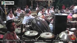 """WAYANG KULIT LANGEN BUDAYA H.ANOM RUSDI """"SANGHYANG MUNGED TURUN AMPA"""" FULL"""