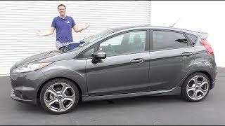 Вот почему подержанная Ford Fiesta ST это выгодная покупка за $15 000