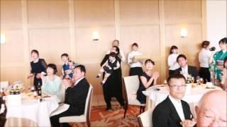 皆んなで大合唱❗️幸せな結婚式オー・シャンゼリゼ〈ネモ〉カバー