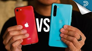 OnePlus Nord vs Apple iPhone SE (2020): Which Is The BEST Mid-ranger?