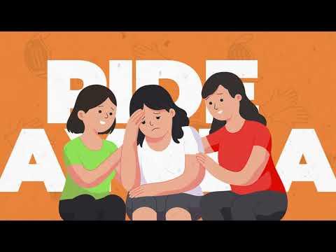 Señales de violencia de género hacia niñas y mujeres