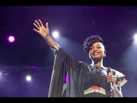 DEBORAH LUKALU - TENDA/CALL ME FAVOUR LIVE |OFFICIAL VIDEO|