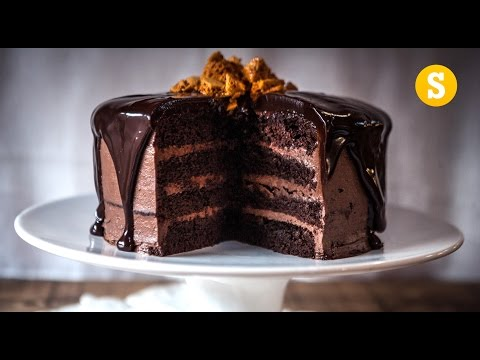 Video Epic Chocolate Cake Recipe
