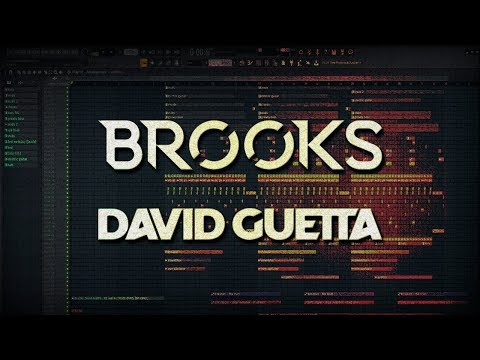Brooks & David Guetta - ID (When You're Gone) [FL Studio Remake + FREE FLP]