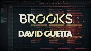 Brooks & David Guetta   Better When You're Gone [FL Studio Remake + FREE FLP]