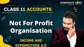 NPO (Part 3) - Income and expenditure account