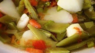Sopa de verduras | Javier Romero