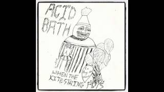 Dr. Seuss Is Dead (Acid Bath Cover - Unfinished Demo)