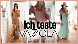 Ich teste die INFLUENCER Marke VAZZOLA Fashion I Meine EHRLICHE Review I FoxyLovez