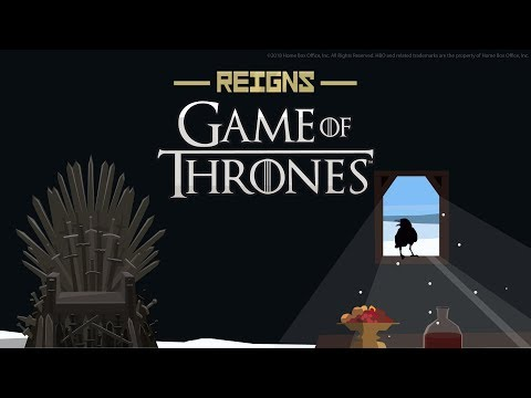 Reigns: Game Of Thrones - Gameplay Trailer thumbnail