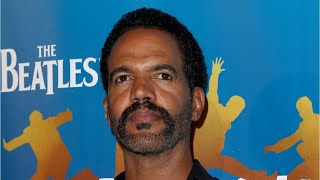 'Young and the Restless' Star Kristoff St. John Speaks About Son's Tragic Death