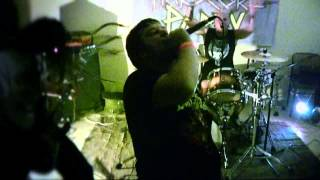 Video CARL GUT first gig in CRUST/GRIND & HARDCORE PARTY vol.4