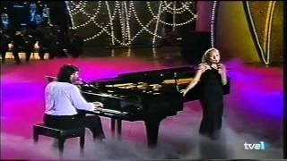 Marta Sanchez y Andrea Bocelli  · Vivo por ella ·