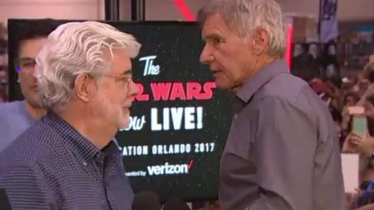 Хан Соло. Звёздные войны. Истории / Han Solo Star Wars Story [2018]: Один из них стрелял первым. Хан и Гридо о прошлом и будущем Star Wars