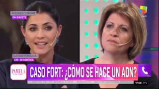 Paloma Fort Vs. Lucho Aviles, En Pamela A La Tarde (05/04/2019)