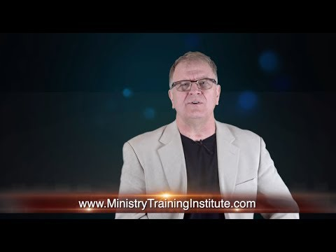 Ministry Training Institute Online Video Bible Training - YouTube