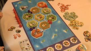 (Die Siedler von) Catan Junior (Kosmos) - ab 6 Jahre - Kinderspiel - Gameplay TEIL 64