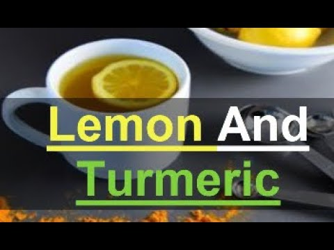 Here's What Happens When You Drink Hot Water With Lemon And Turmeric