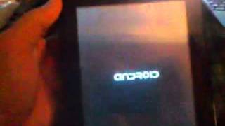 Velocity Cruz Tablet Fail #1