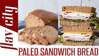 paleo bread no almond flour