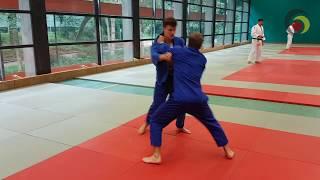 Vorbereitung der Männer auf die Judo-WM 2017 in Budapest