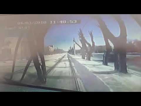 Не заметил трамвай и погиб