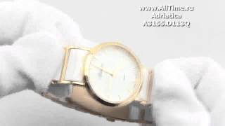 Обзор. Мужские наручные часы Adriatica A3155.D113Q