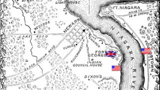 War of 1812 - Battle of Fort George