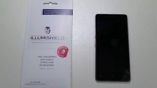 Illumishield HD Clear Screen Protectors for Blu Vivo Air