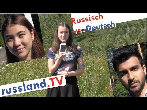 Inder und Chinesen im Ural [Video]