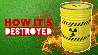 Nuclear Waste - HOW IT'S DESTROYED