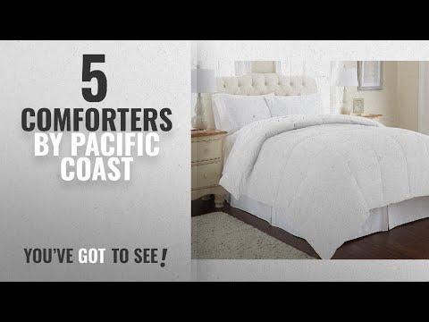 Top 10 Pacific Coast Comforters [2018]: Amrapur Overseas | Goose Down Alternative Microfiber Quilted