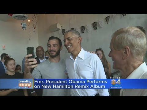 Trending: Obama Has Hit Song Mp3